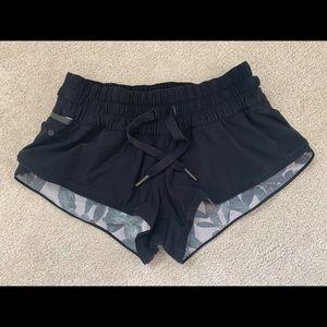 Reversible Lululemon shorts
